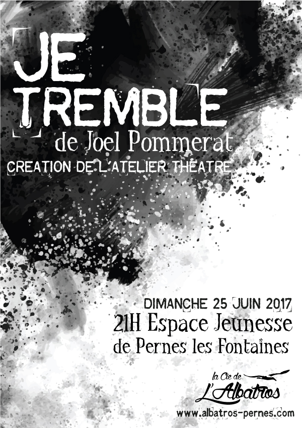 je_tremble_poster